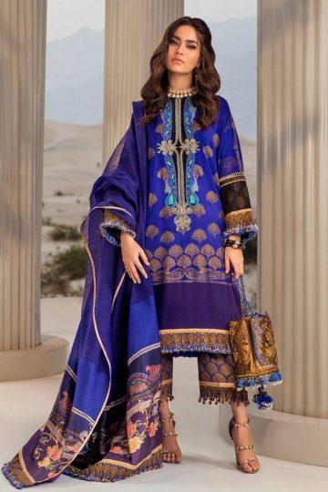 Sana Safinaz | KURNOOL'20 | Stitched | 7B