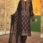 KHOOBSURAT | Luxury Karandi Stitched Collection*20 | NC 08