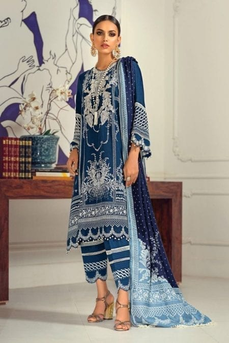 SANA SAFINAZ | Muzlin Winter'20 | M203-016A-CO