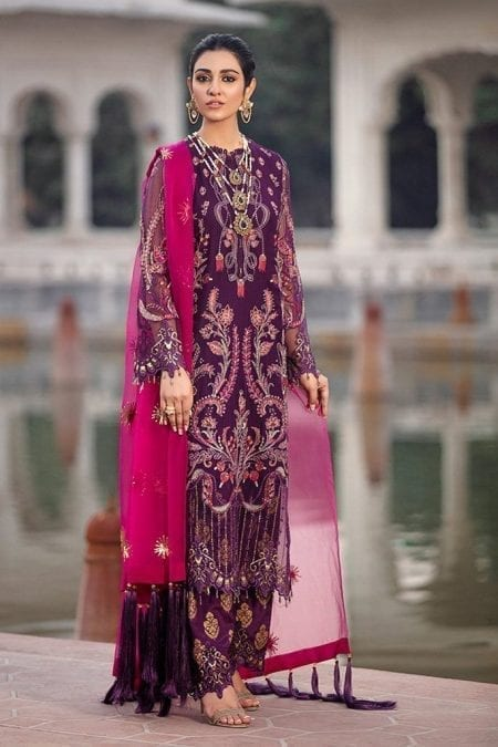 AFROZEH | SHEHNAI | Wedding Collection | MEHERMA