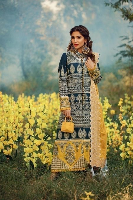 MARYAM HUSSAIN | WINTER SHAWL COLLECTION '20 | Casper