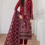 JAZMIN | Mahpare | Luxury Embroidered Stitched Collection | Arash