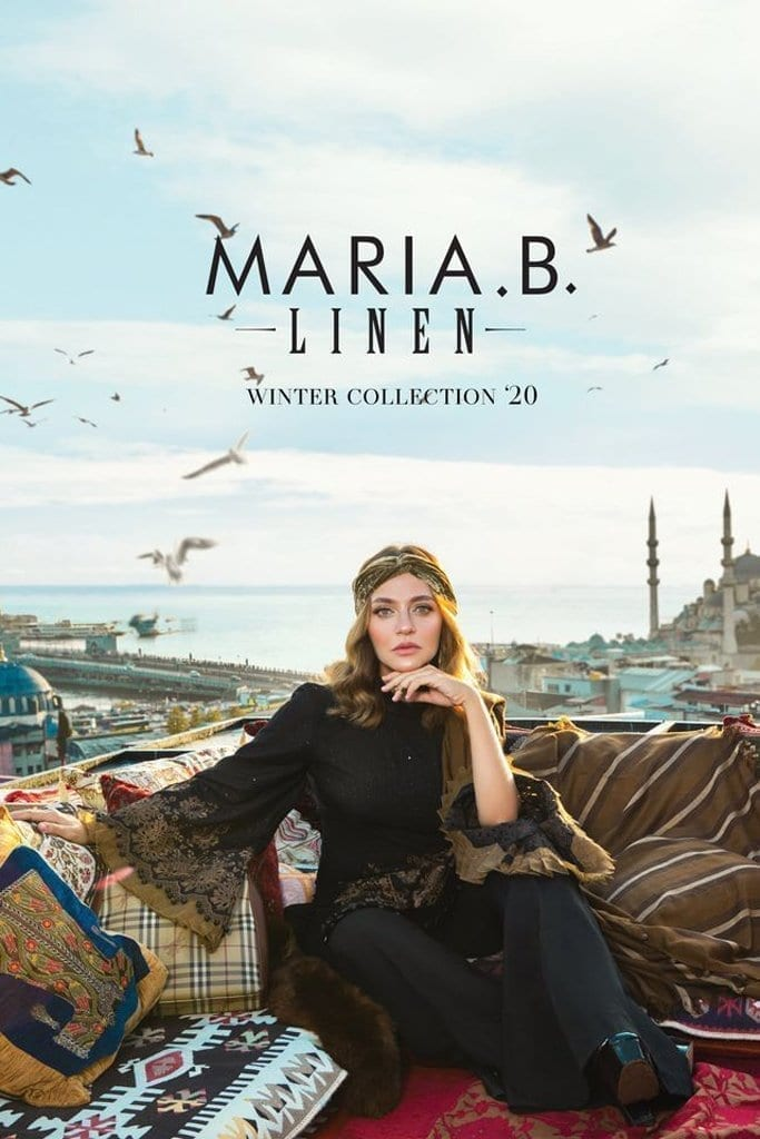MARIA B | LINEN | WINTER*20