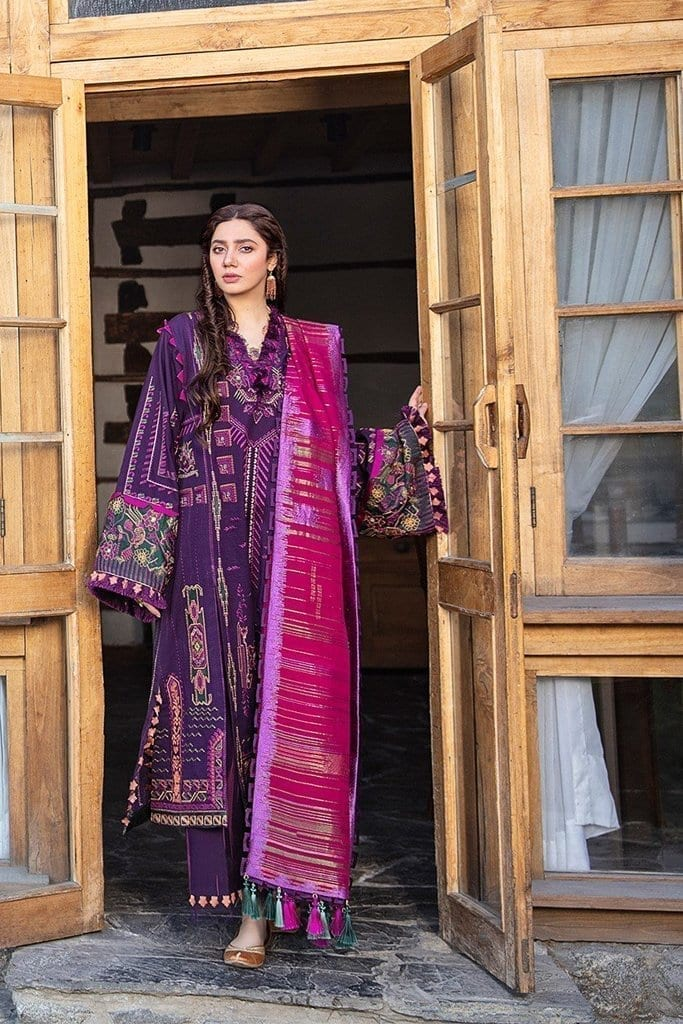Republic Womenwear | SHIGAR | Winter | D10