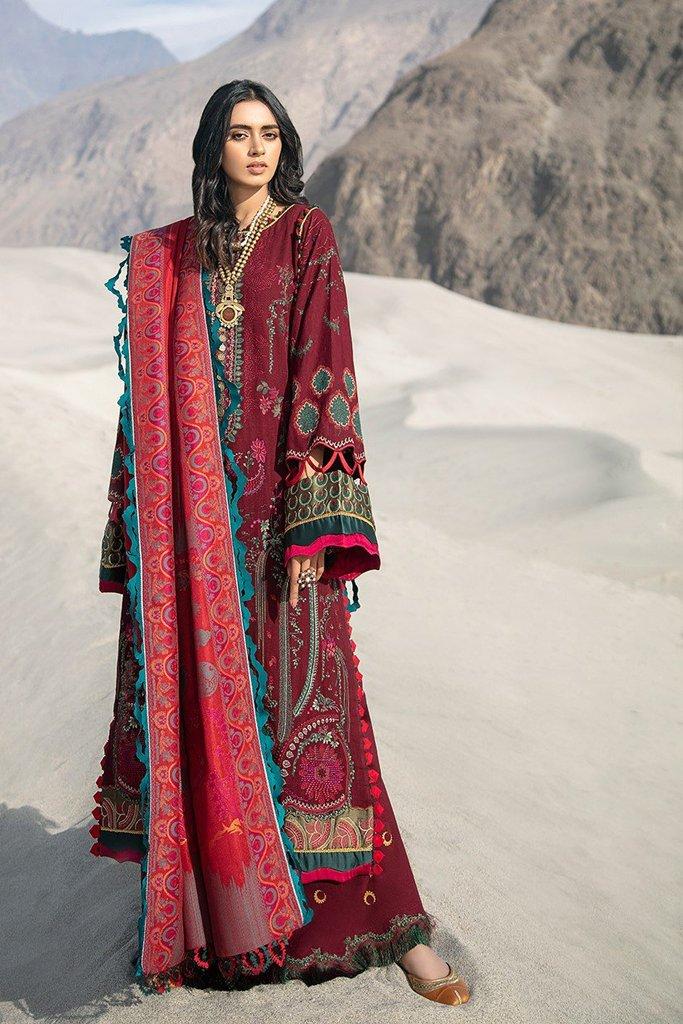 Republic Womenwear | SHIGAR | Winter | D1