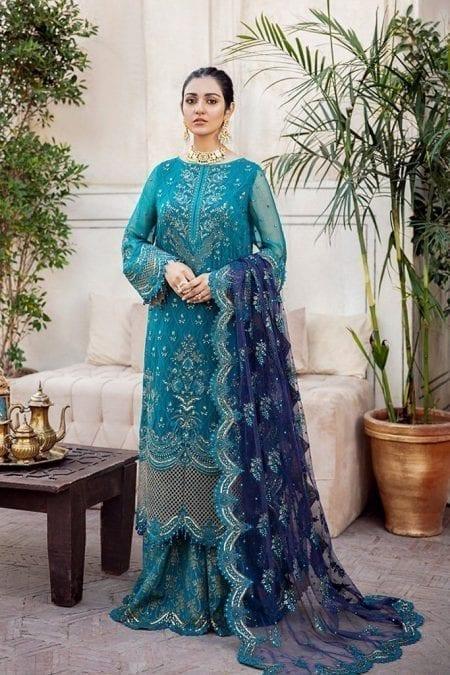 AFROZEH | SHEHNAI | Wedding Collection | FALAK NAAZ