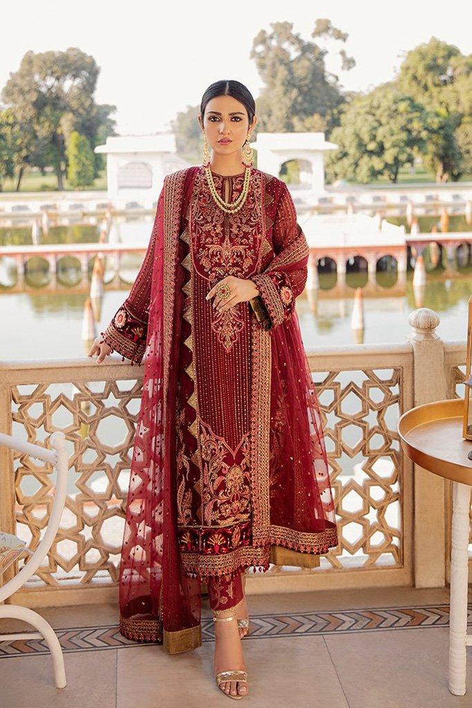 AFROZEH   SHEHNAI   Wedding Collection   ANARKALI