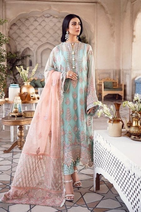 AFROZEH | SHEHNAI | Wedding Collection | TA'AZEED