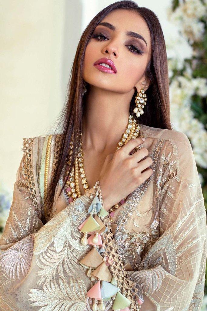 SANA SAFINAZ | Luxury Festive'20 - Nura | E201-004A-CJ