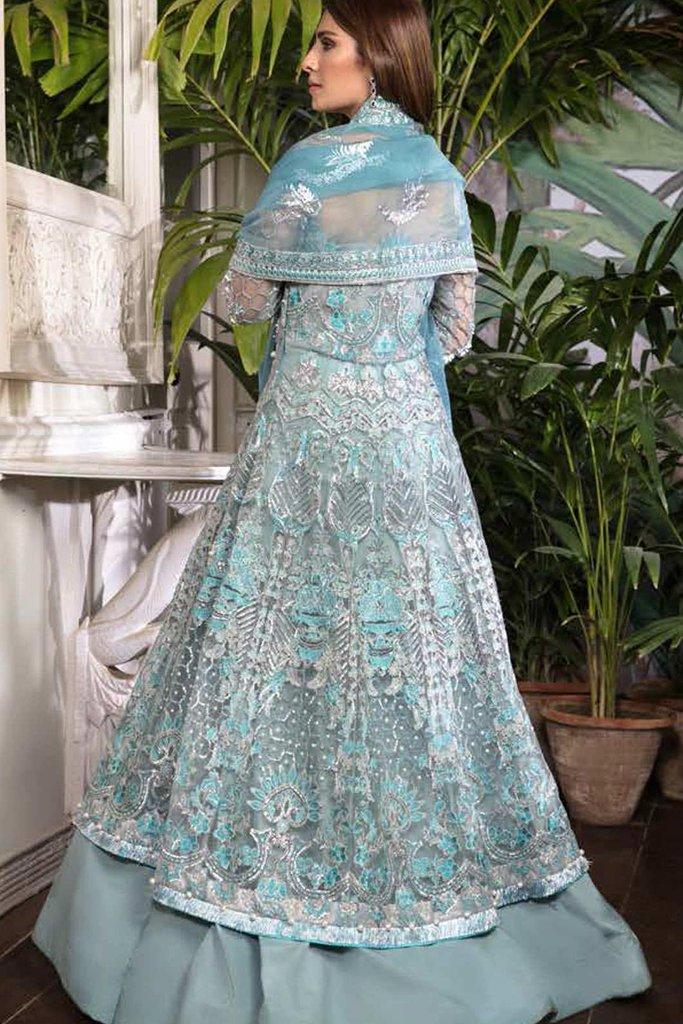 ELAF PREMIUM | Luxury Ornamental Collection | Royal Turquoise EOC-10