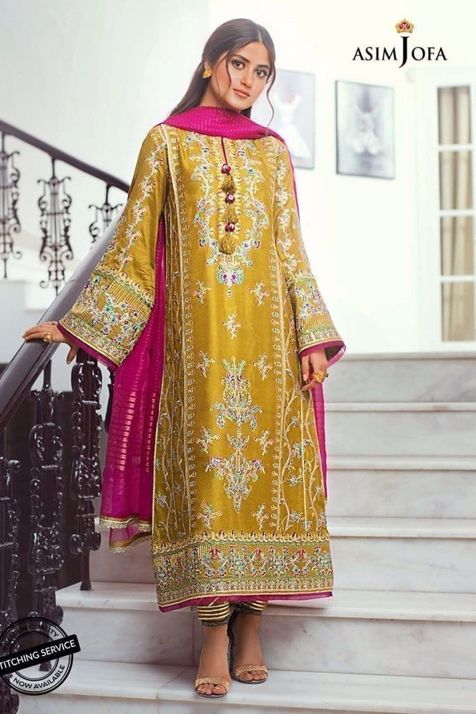 ASIM JOFA | VASL Festive Collection