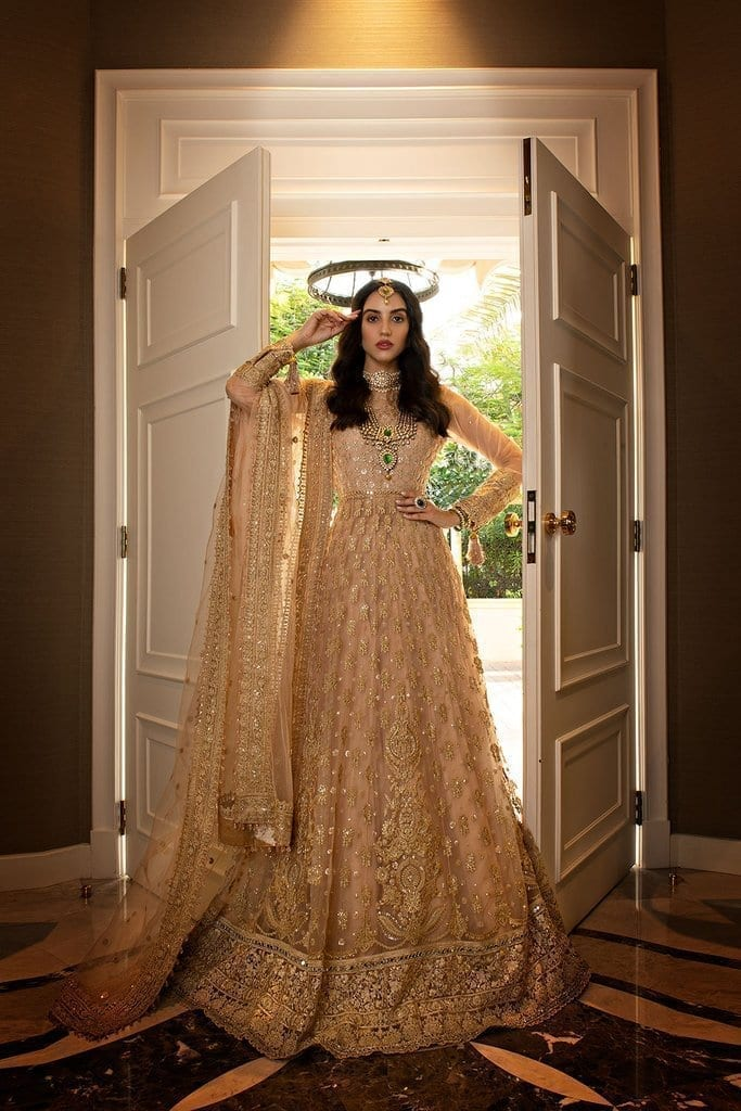 SOBIA NAZIR | Wedding Collection | NUR | 02