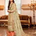Noor By Saadia Asad | Festive Embroidered Collection | D1-Irini
