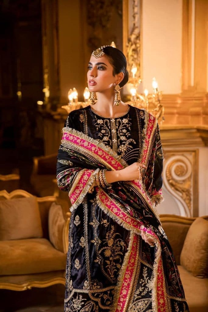 Noor By Saadia Asad | Festive Embroidered Collection