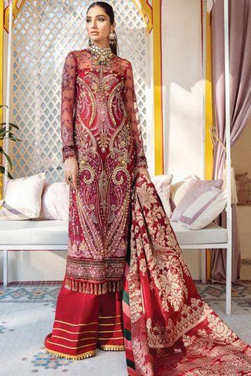 GULAAL   Wedding Festive Collection   Zeenat WD-06