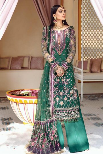 GULAAL | Wedding Festive Collection | Ghazal WD-03