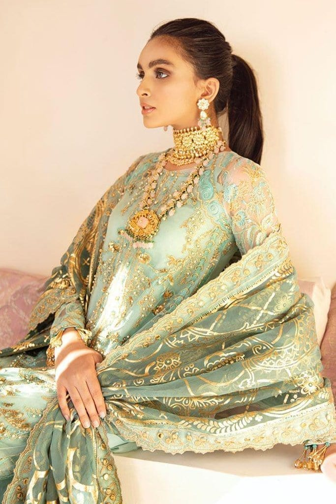 GULAAL   Wedding Festive Collection   Qudsia WD-08