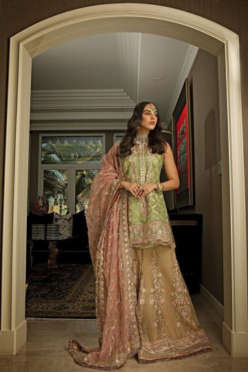 SOBIA NAZIR | Wedding Collection | NUR