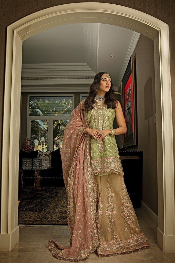SOBIA NAZIR | Wedding Collection | NUR | 05