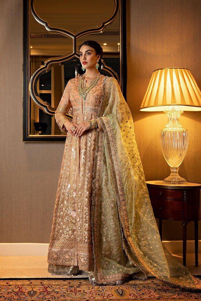 SOBIA NAZIR | Wedding Collection | NUR | 07