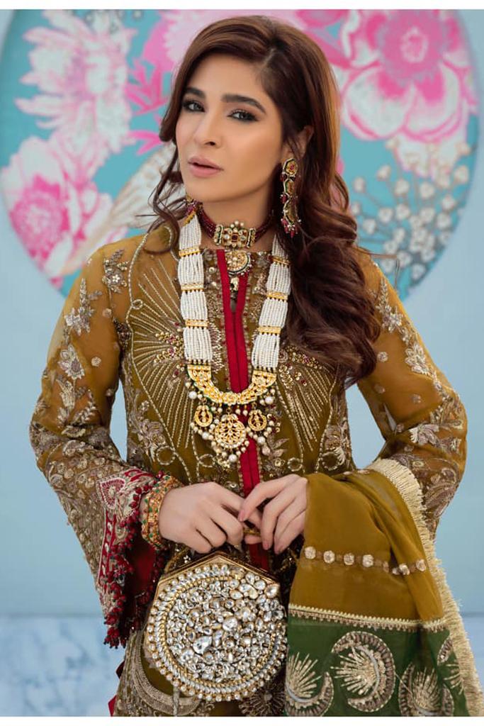 Maryam Hussain | Wedding Collection