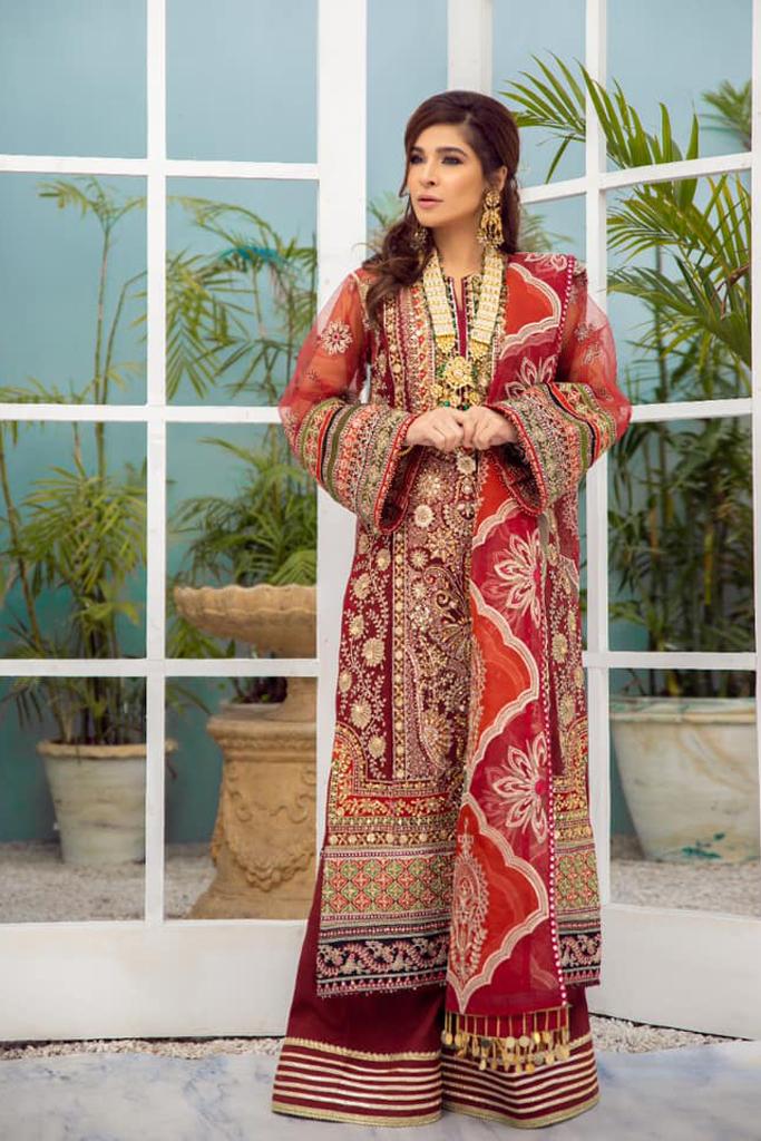 Maryam Hussain   Wedding Collection