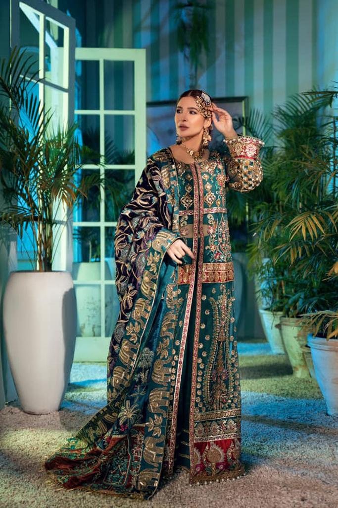 Maryam Hussain | NEAL | Wedding Collection