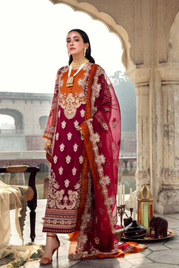 CHARIZMA | DASTAN-E-JASHAN Wedding Collection | JAHANARA | DJ-04