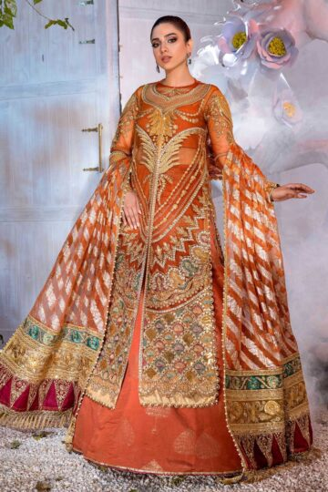 SHIZA HASSAN   Wedding Collection   ALLURE