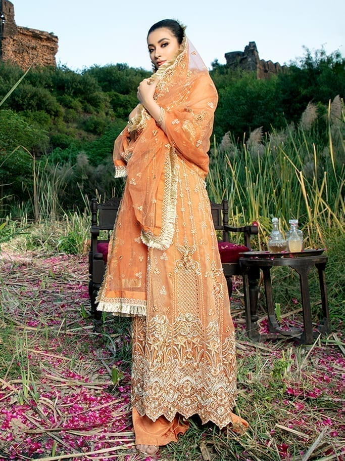 IMROZIA PREMIUM | CHIFFON Formals Collection | WISAAL | S-5010
