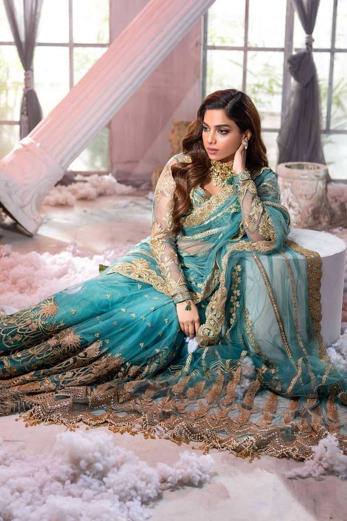 SHIZA HASSAN   Wedding Collection   ENCHANTRESS