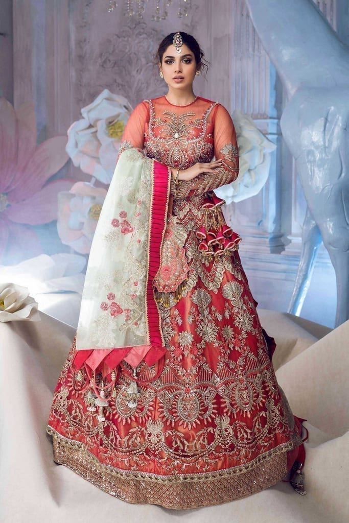 SHIZA HASSAN | Wedding Collection | FAERIE