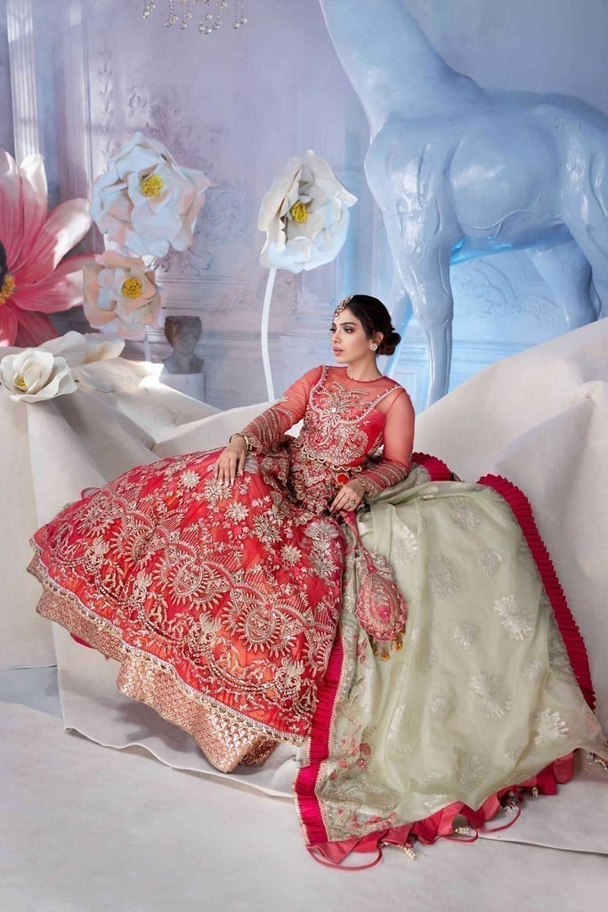 SHIZA HASSAN   Wedding Collection   FAERIE