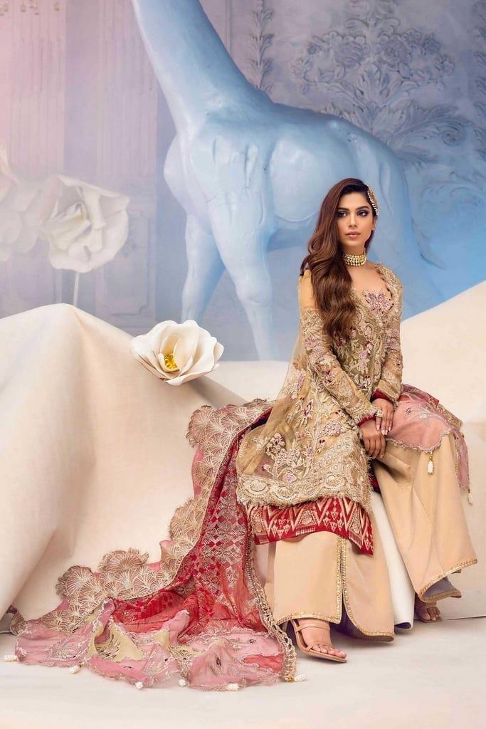 SHIZA HASSAN | Wedding Collection | MYSTIQUE