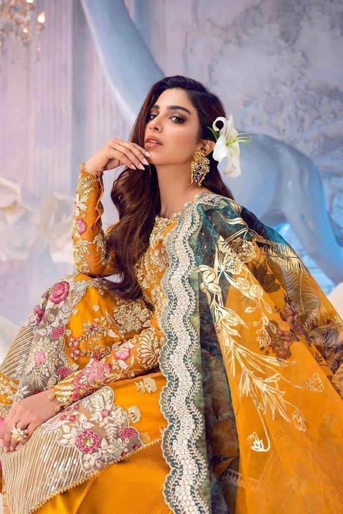 SHIZA HASSAN   Wedding Collection   NIRVANA