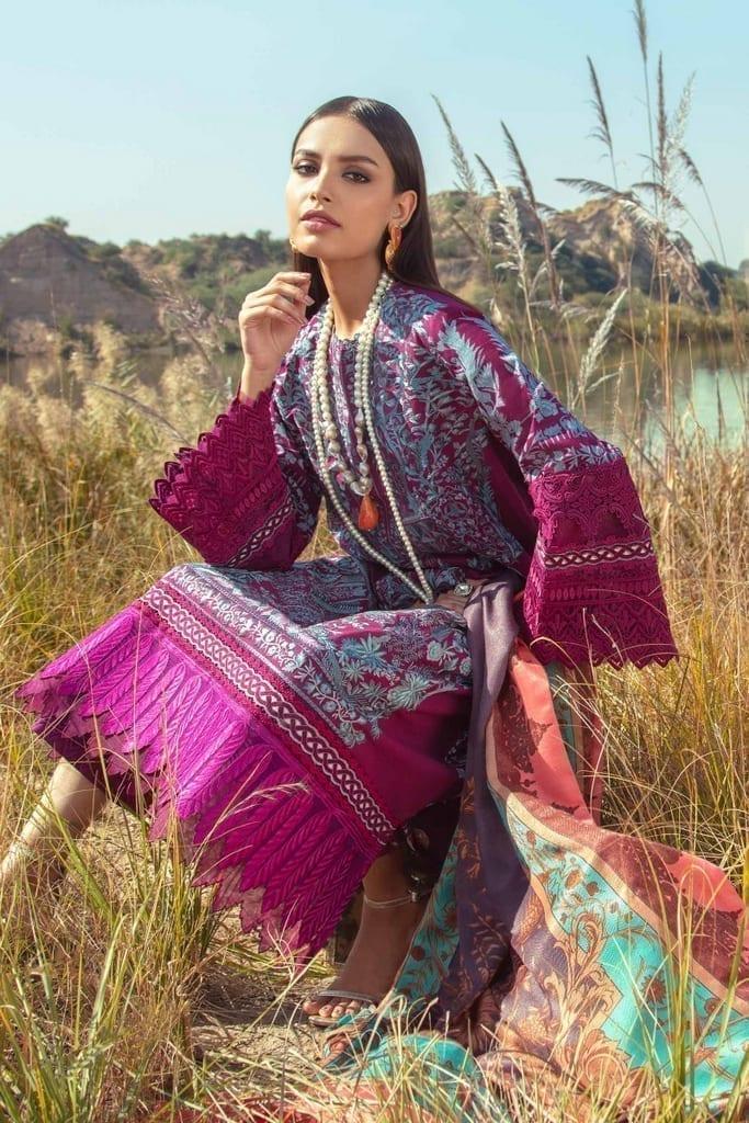 SANA SAFINAZ | SHAWL Collection | 1B