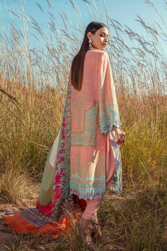 SANA SAFINAZ | SHAWL Collection | 2B