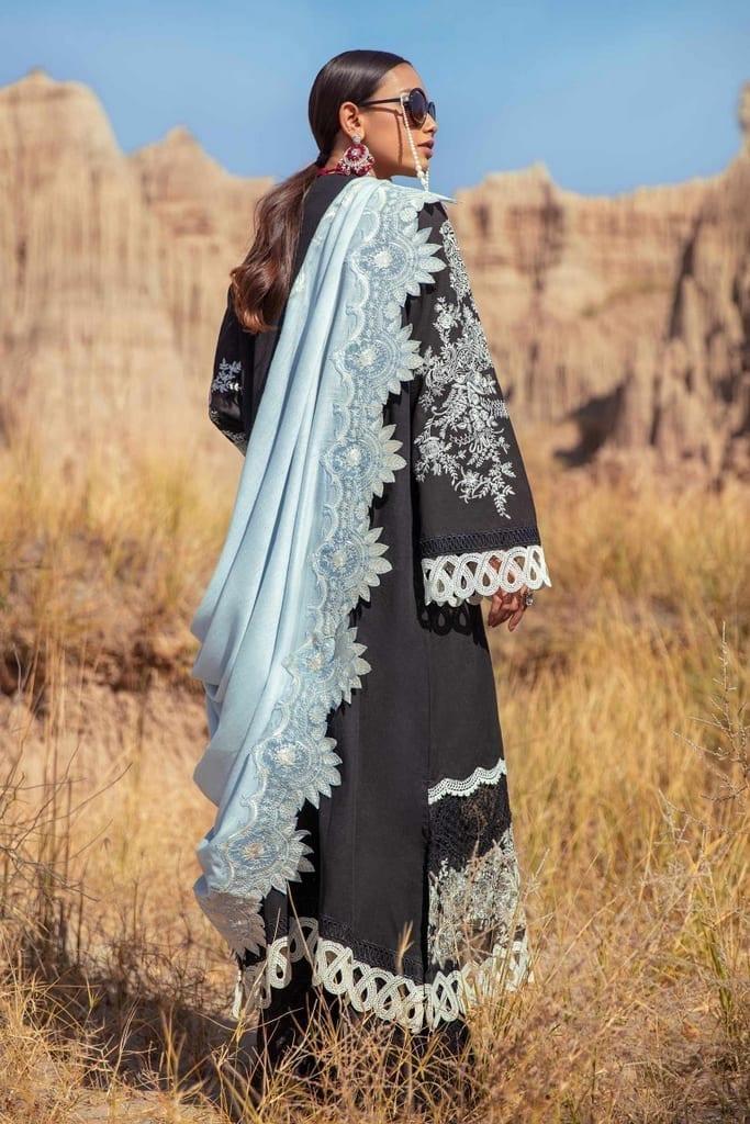 SANA SAFINAZ | SHAWL Collection | 4A