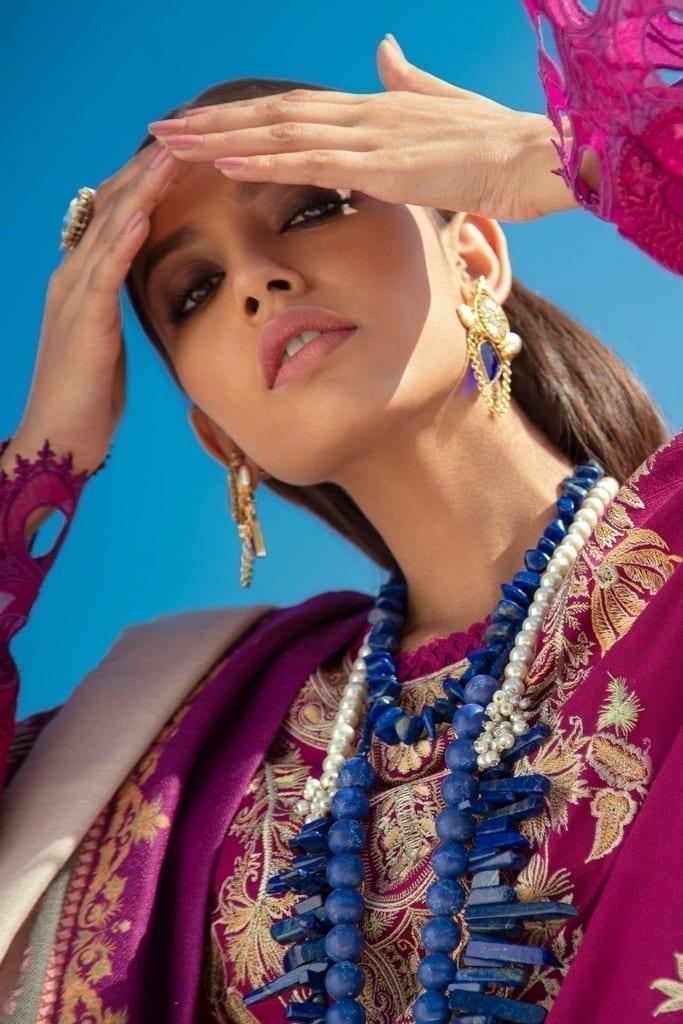 SANA SAFINAZ | SHAWL Collection | 8A