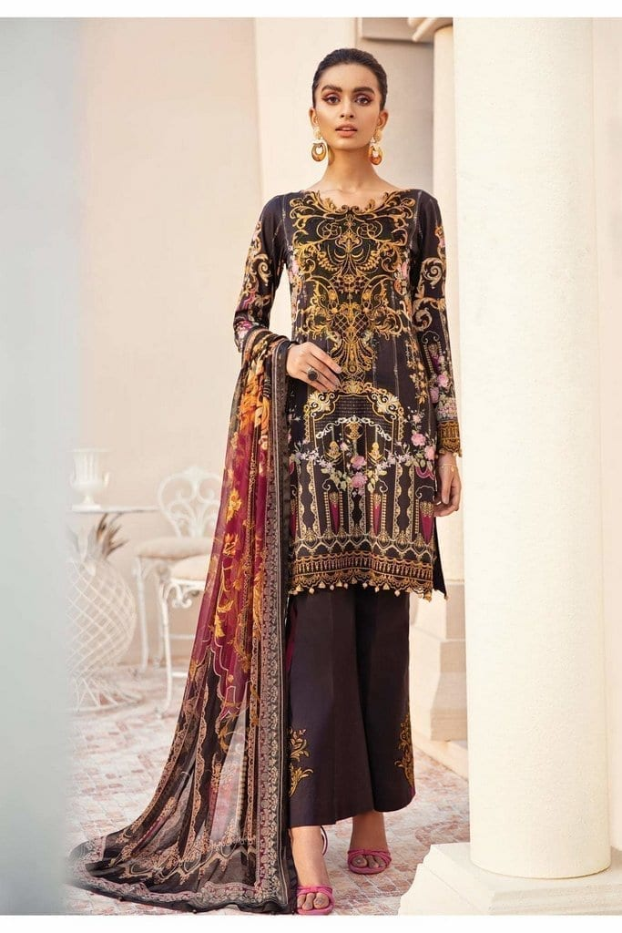 GULAAL | LAWN'21 Collection | VOL-1 | GL-04