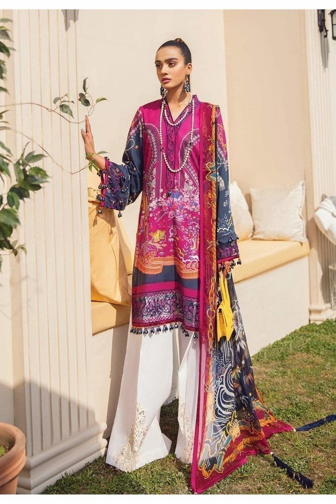 GULAAL | LAWN'21 Collection | VOL-1 | GL-06