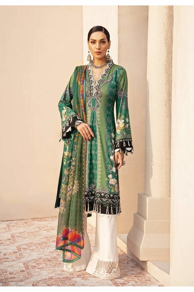 GULAAL | LAWN'21 Collection | VOL-1 | GL-07