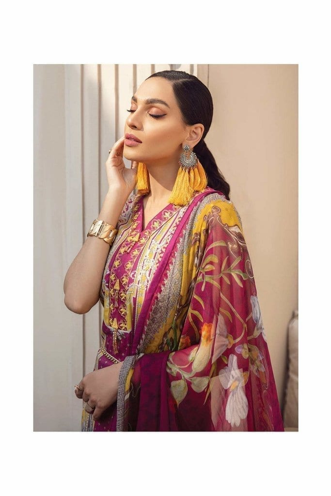 GULAAL | LAWN'21 Collection | VOL-1 | GL-09