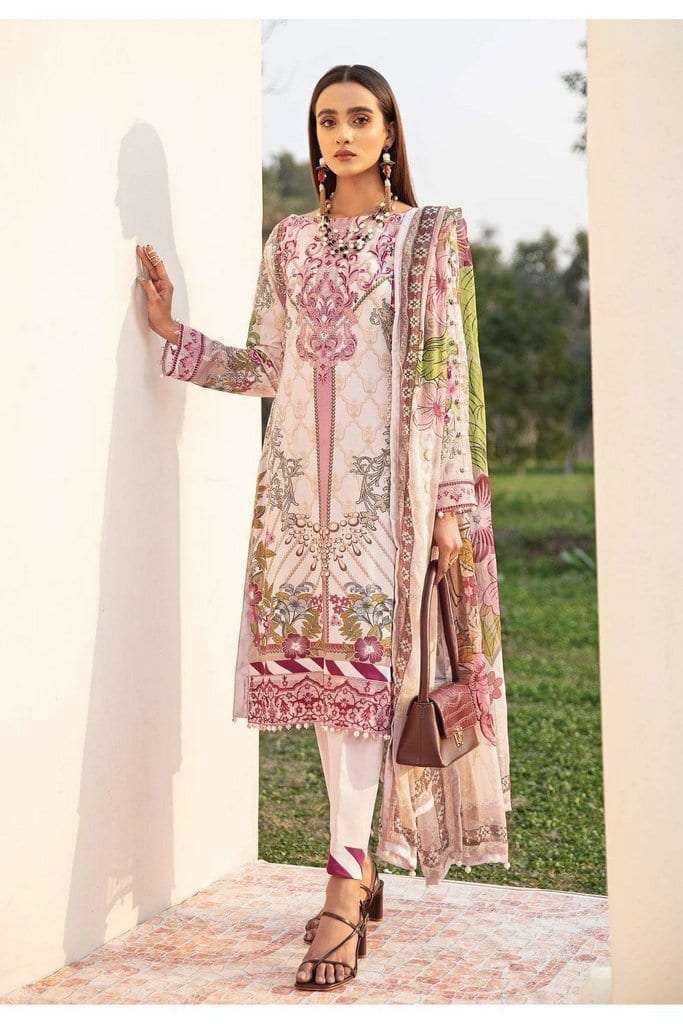 GULAAL | LAWN'21 Collection | VOL-1 | GL-10