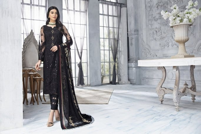 FORMAL Collection'21-HAVEN | AZALEA BY HOUSE OF NAWAB
