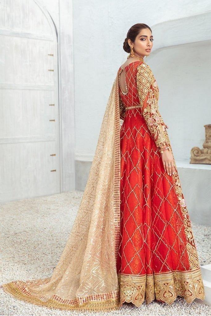 MARYAM N MARIA   FREESIA PREMIUM WEDDING Collection   LOVING TOUCH   F-02