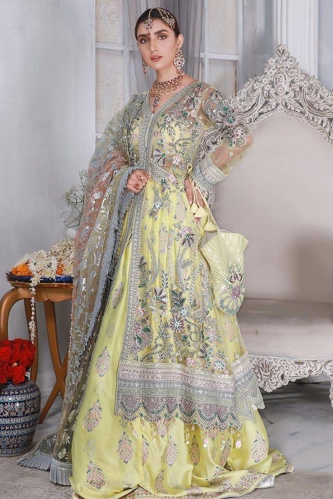 EMAAN ADEEL | MAHERMAH FESTIVE Collection | MAH-E-KAMIL | MB-05
