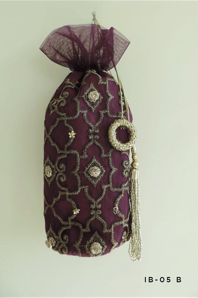 IZNIK   BANARAS CHIFFON Collection   BAGRU   IB-05