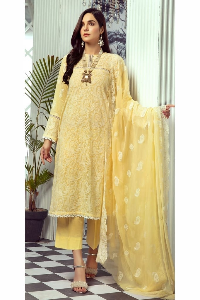KHOOBSURAT | CLASSIC SWISS EMBROIDERED Collection | CS-309