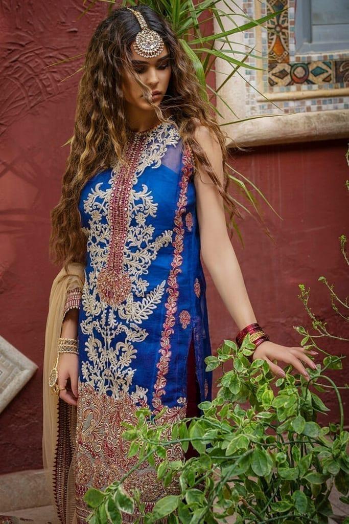 ASIFA N NABEEL | WEDDING/Formals Collection | HOOR ZN-08
